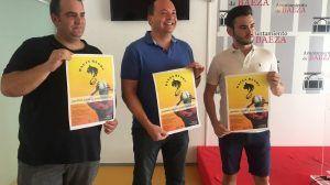 Miembros del Club Deportivo Baeza Rugby