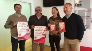 Presentación campaña de San Valentín
