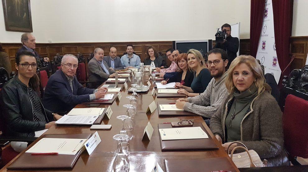 Presentación del Comité de Seguimiento EDUSI